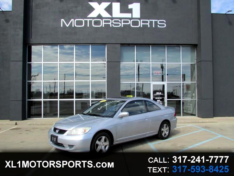 2004 Honda Civic EX Coupe AT