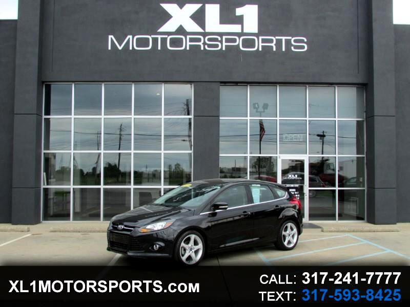2013 Ford Focus Titanium Hatch