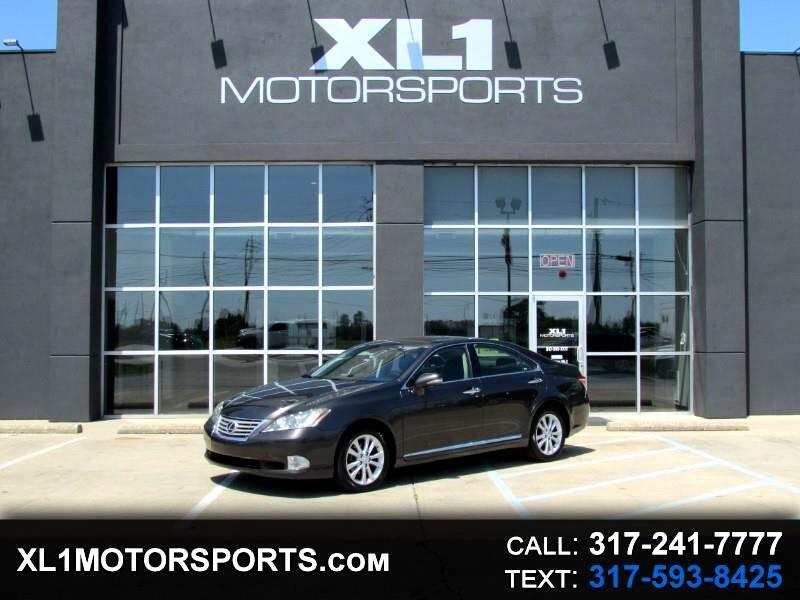 2012 Lexus ES 350 Sedan