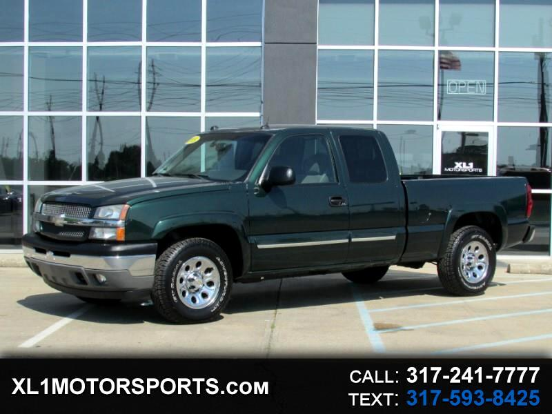 2005 Chevrolet Silverado 1500 LT Ext. Cab 4-Door Short Bed 4WD