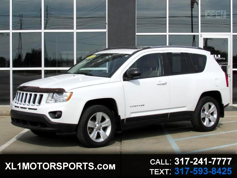 2011 Jeep Compass 4WD 4dr Altitude Edition