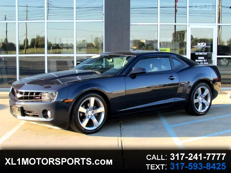 2013 Chevrolet Camaro 2dr Coupe RS