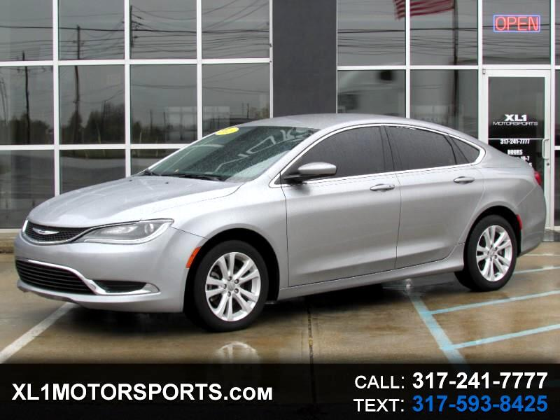 2015 Chrysler 200 4dr Sdn Limited