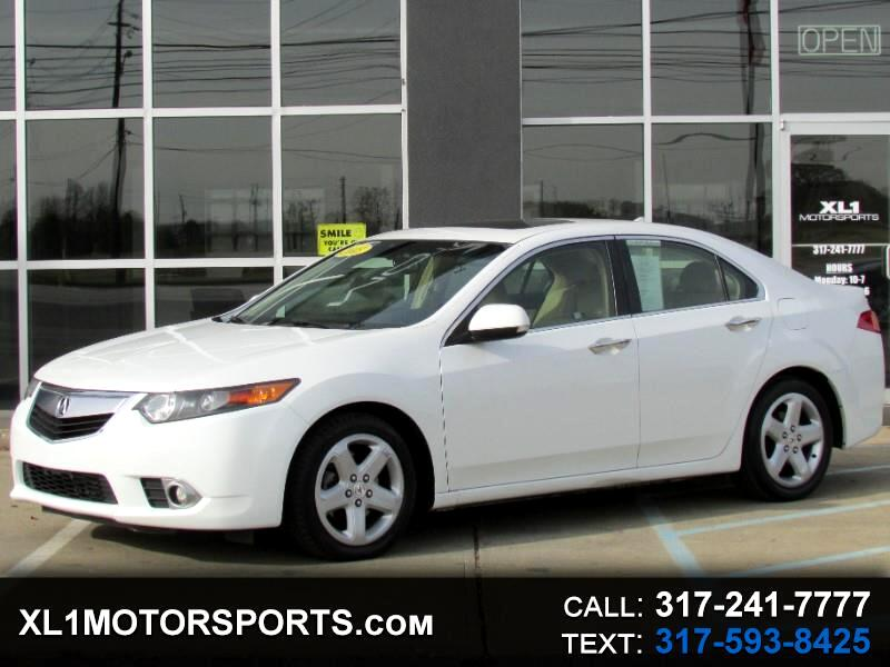 Acura TSX 4dr Sdn AT 2013