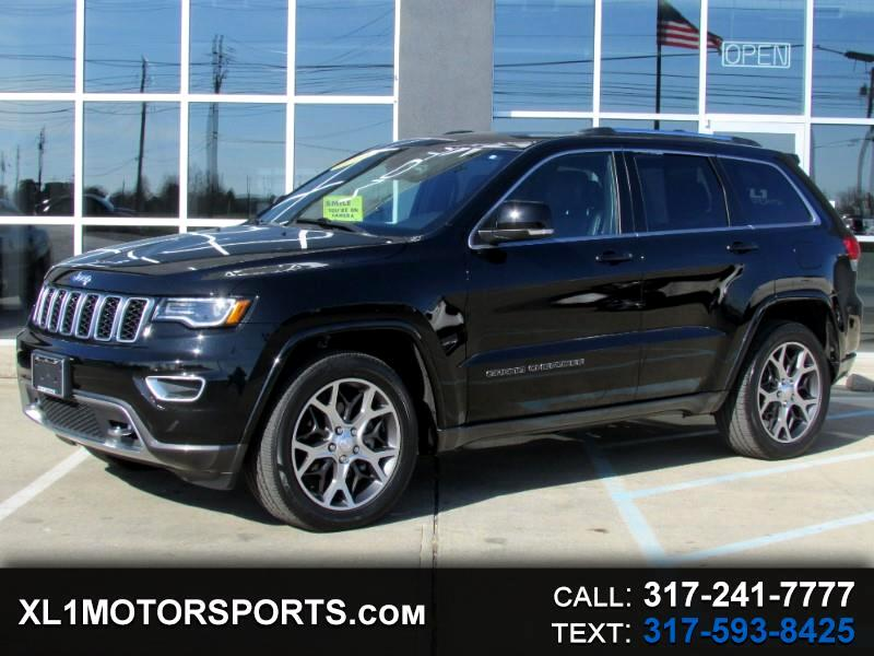 2018 Jeep Grand Cherokee Sterling Edition 4x2 *Ltd Avail*