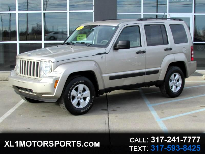 Jeep Liberty Sport 4WD 2010