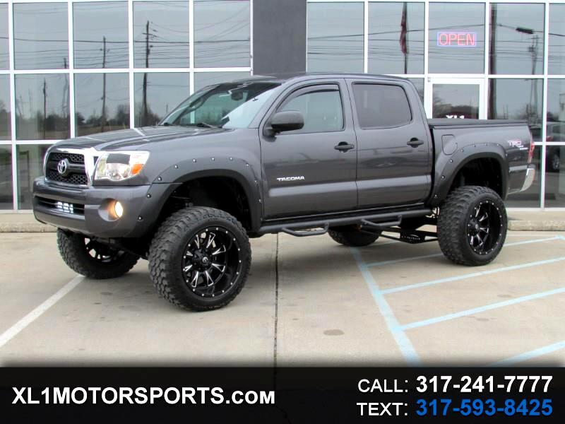Toyota Tacoma 4WD Double Cab V6 AT TRD Off Road (Natl) 2011