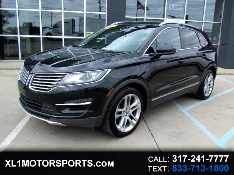 Lincoln MKC AWD 4dr Select 2015