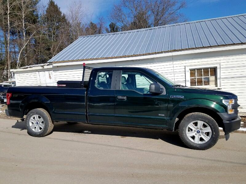 2017 Ford F-150 XL SuperCab 6.5-ft. Bed 2WD