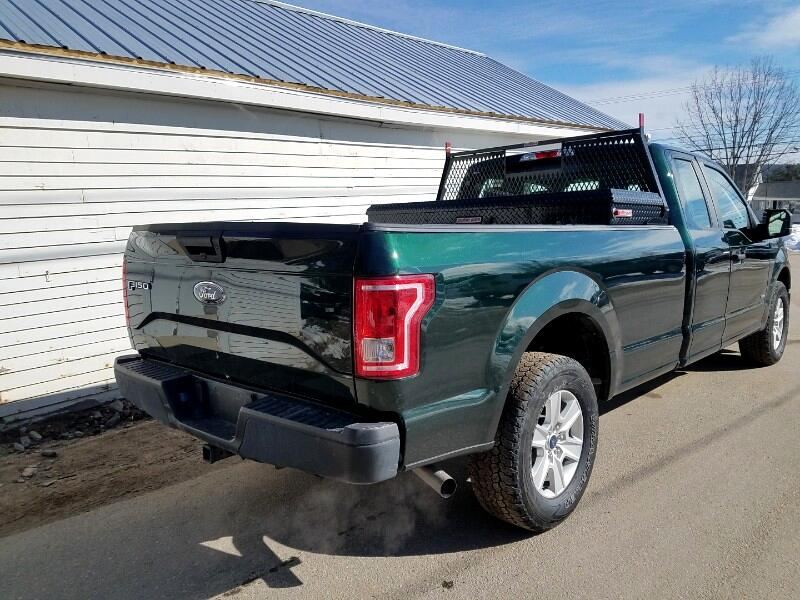 Used 2017 Ford F 150 Xl Supercab 6 5 Ft Bed 2wd For Sale