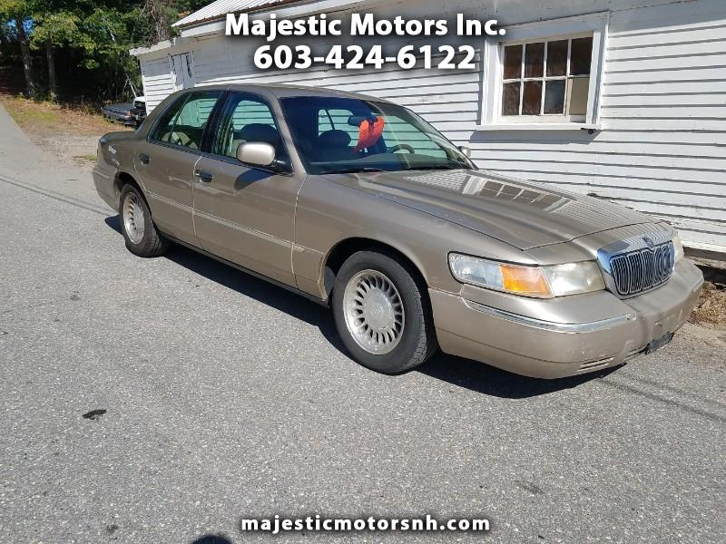 2000 Mercury Grand Marquis 4-Door