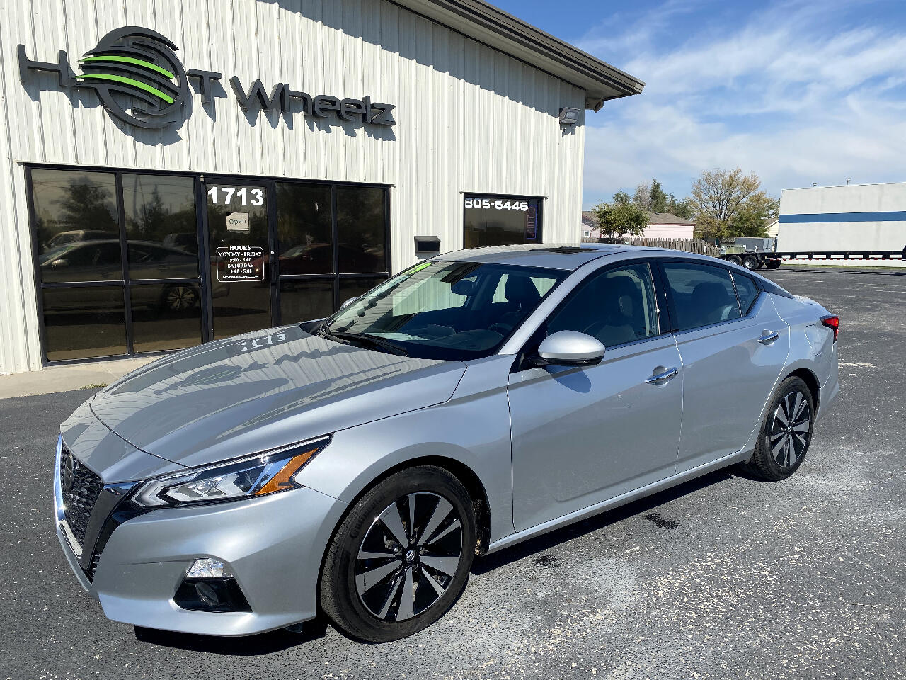 Nissan Altima 2.5 SL Sedan 2019