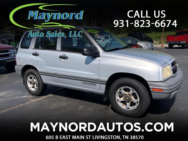 1999 Chevrolet Tracker 4-Door 4WD