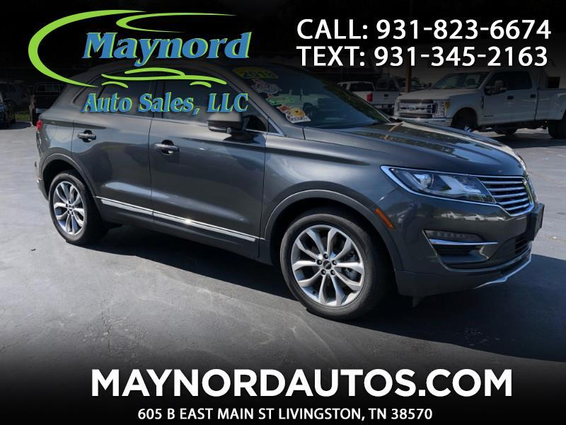 Lincoln MKC Select FWD 2018