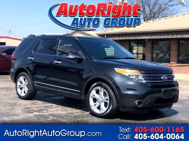 2015 Ford Explorer Limited FWD