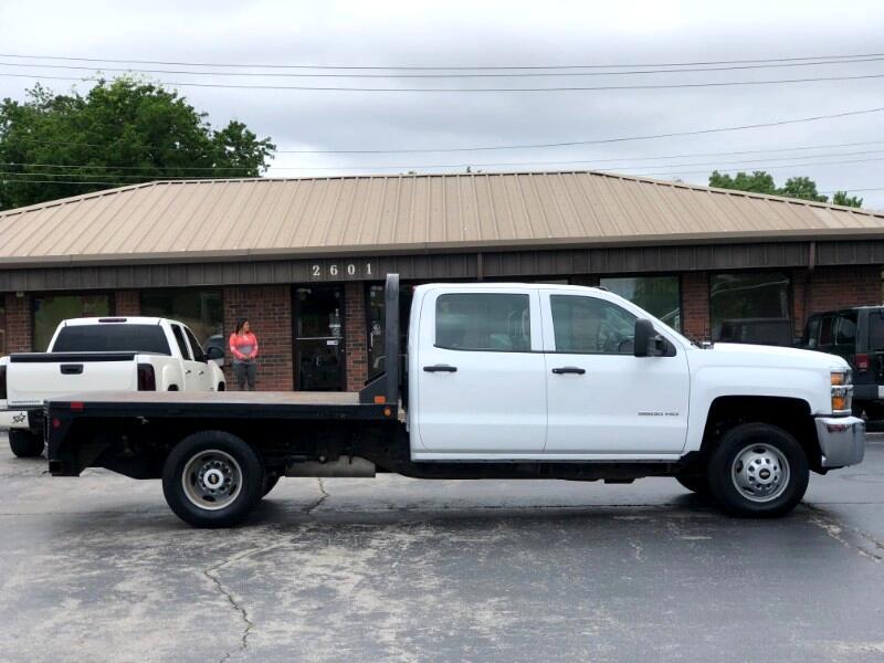 2016 Chevrolet Silverado 3500HD Work Truck Crew Cab 4WD
