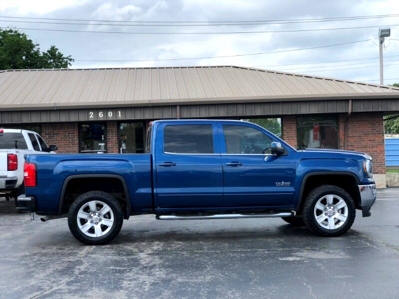2016 GMC Sierra 1500 SLE Crew Cab Long Box 2WD