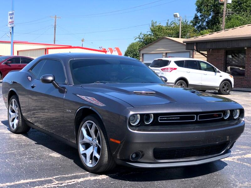 Dodge Challenger R/T Plus 2015