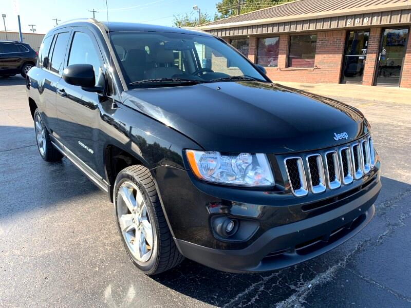 Jeep Compass Limited 4WD 2012