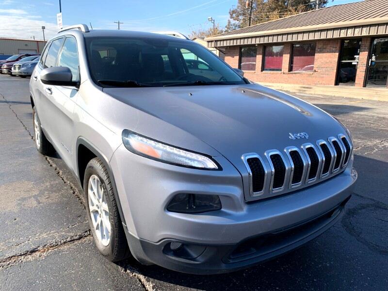 Jeep Cherokee Latitude FWD 2014