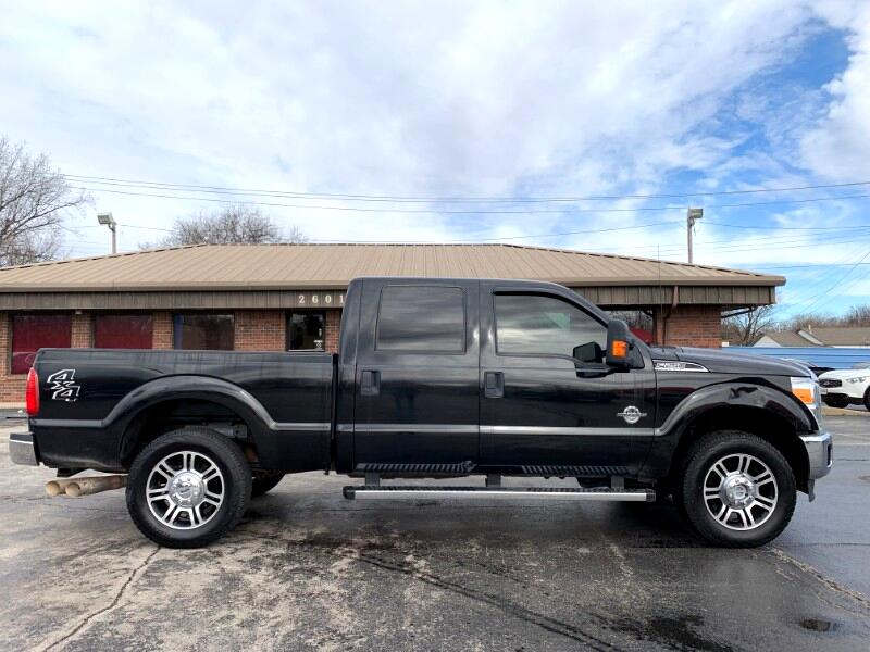 Ford F-250 SD XLT Crew Cab Long Bed 4WD 2014