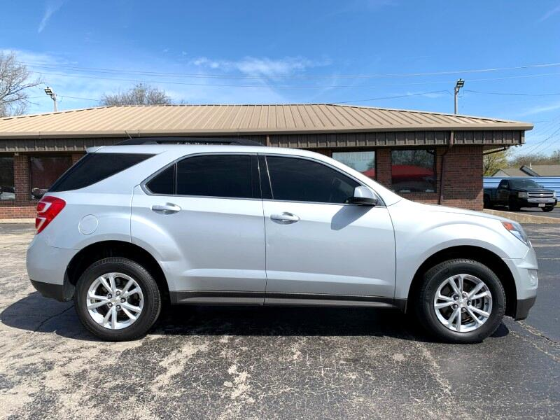 Chevrolet Equinox LT 2WD 2017