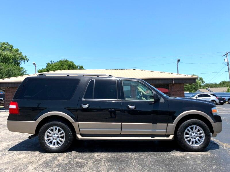 """Ford Expedition 119"""" WB XLT 2014"""