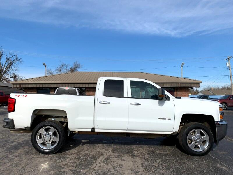 Chevrolet Silverado 2500HD Work Truck Double Cab 4WD 2016
