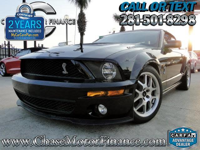2007 Ford Shelby Cobra SHELBY GT500