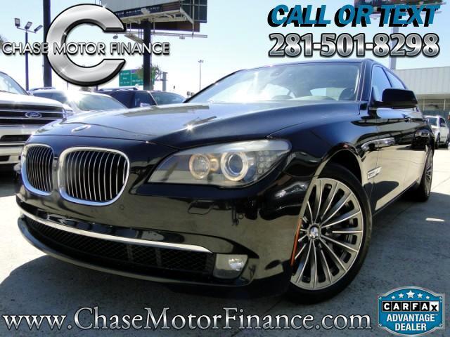 BMW Series Li RWD For Sale CarGurus - 2011 750 bmw