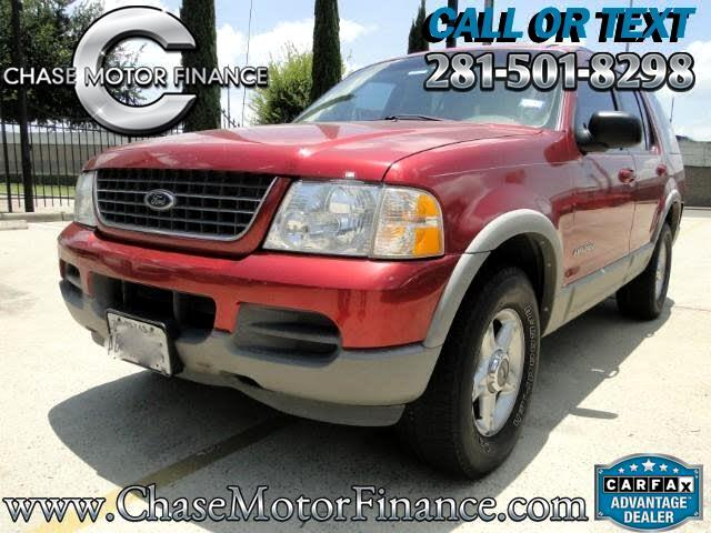 2002 Ford Explorer XLT 2WD