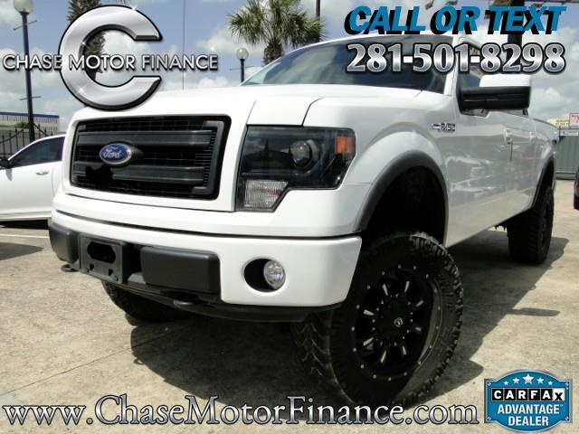 2013 Ford F-150 FX4 SuperCrew