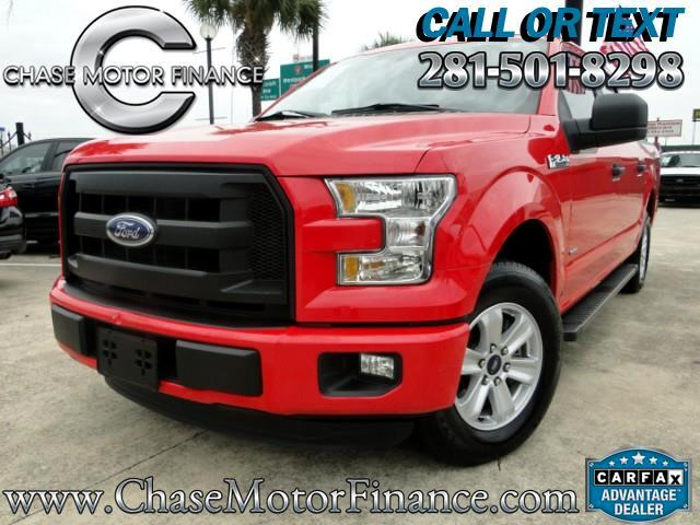 2015 Ford F-150 2WD SUPERCREW SPORT
