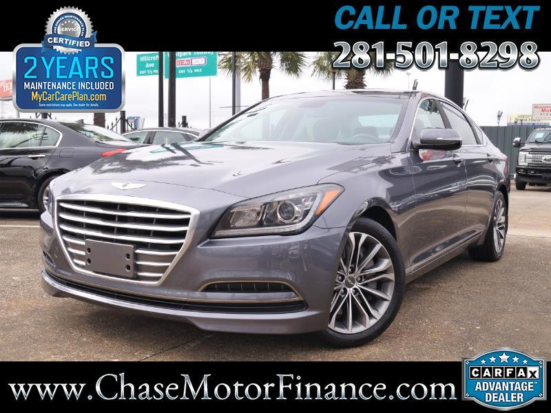 2015 Hyundai Genesis 3.8L Panoramic Roof
