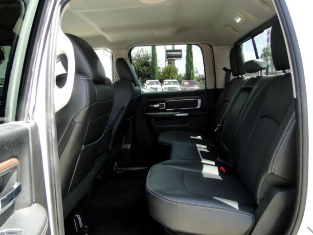 2017 RAM 2500 Laramie Crew Cab SWB 4WD