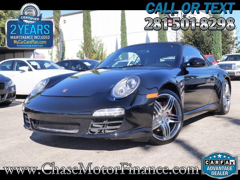 2011 Porsche 911 Carrera S Cabriolet Used Cars in Houston, TX 77057 63dfedc6cb