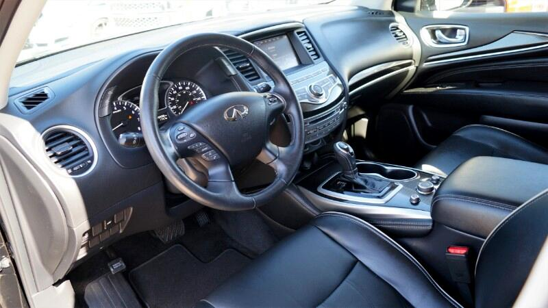 2018 Infiniti QX60 FWD