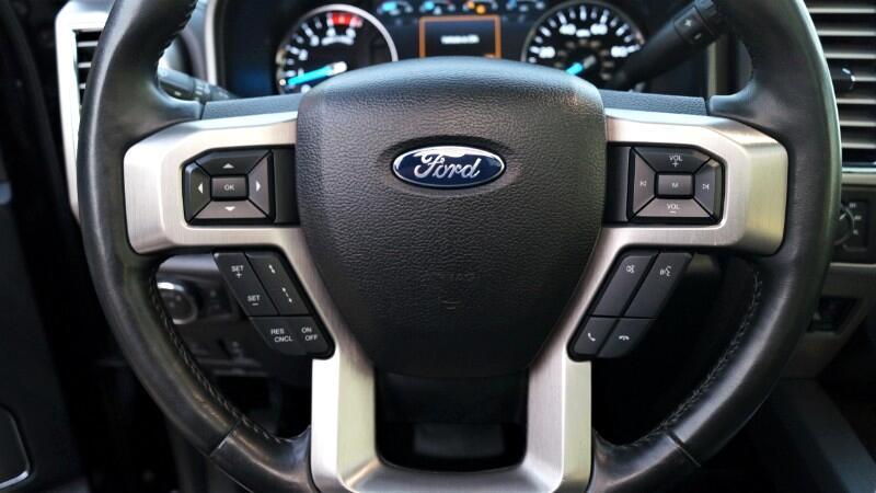 2017 Ford F-350 SD Platinum