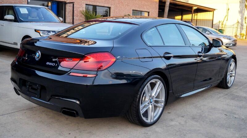 2015 BMW 6-Series Gran Coupe 650i xDrive