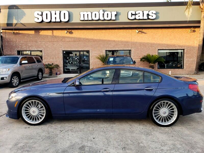 2015 BMW 6-Series Gran Coupe Alpina B6 AWD
