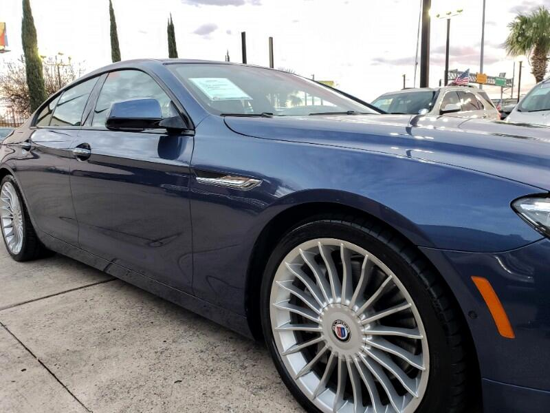 2015 BMW 6-Series Gran Coupe 650i Alpina XDrive