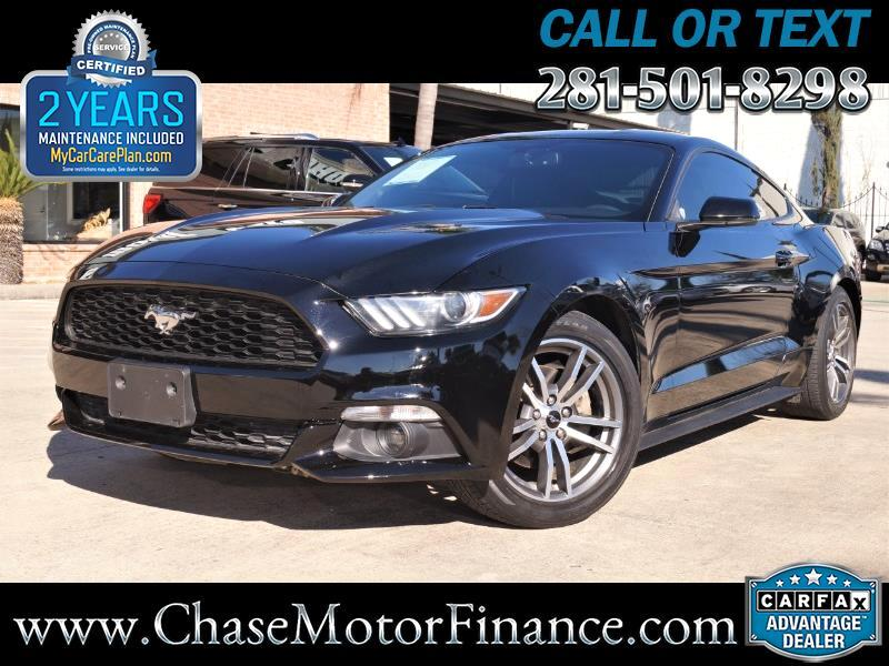 2015 Ford Mustang 2dr Cpe Premium
