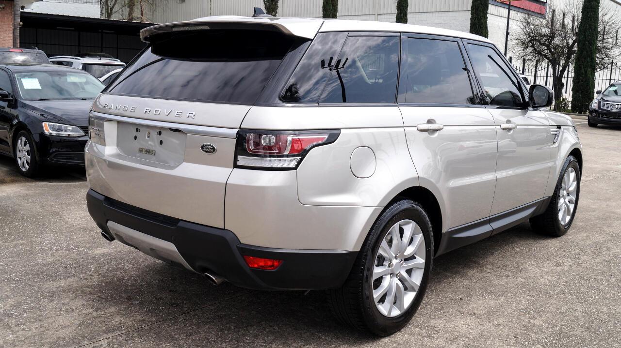 2016 Land Rover Range Rover Sport HSE Td6