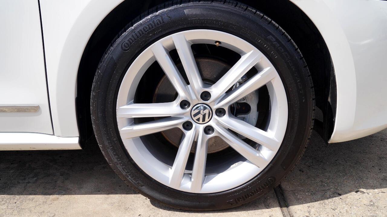 2015 Volkswagen Passat TDI SEL Premium