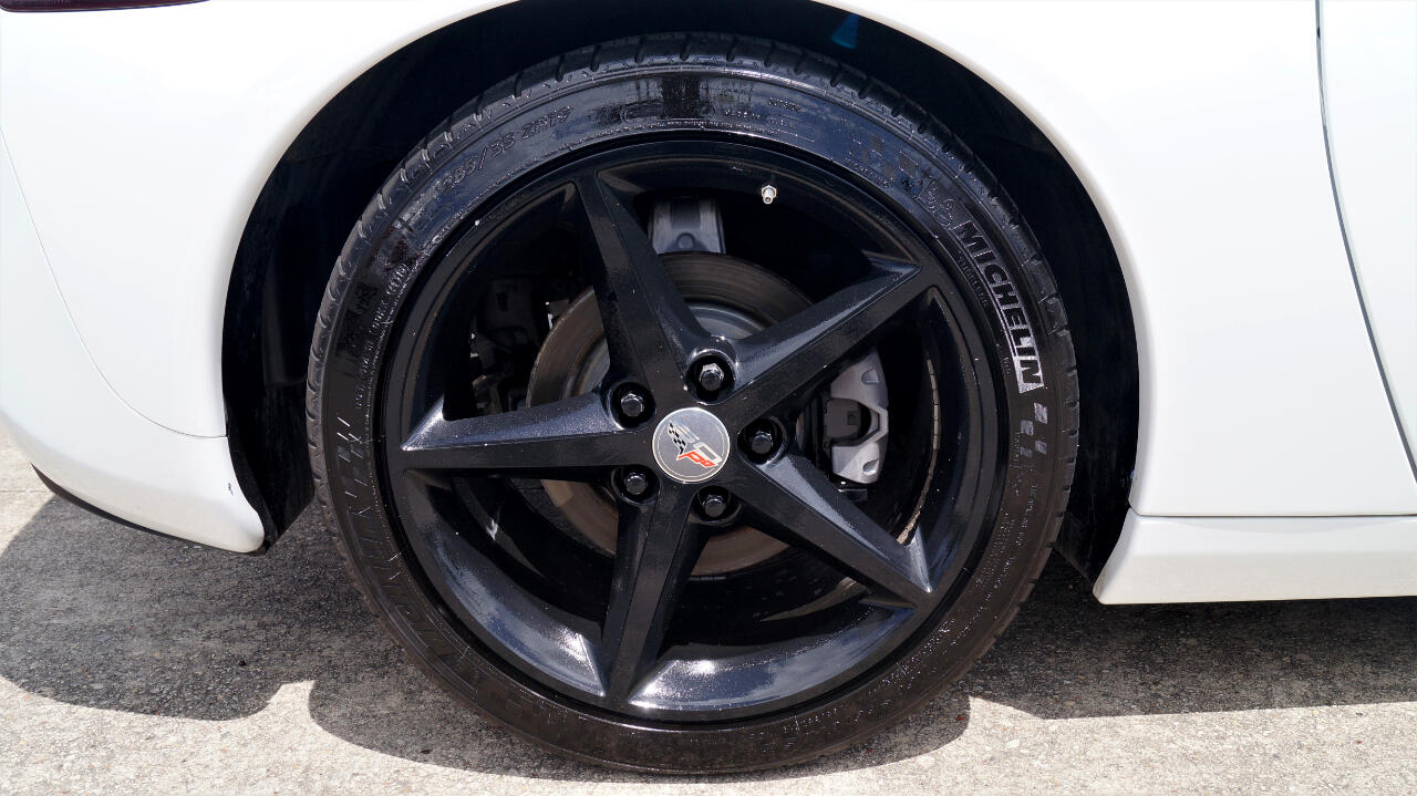 2013 Chevrolet Corvette 60th Anniversary