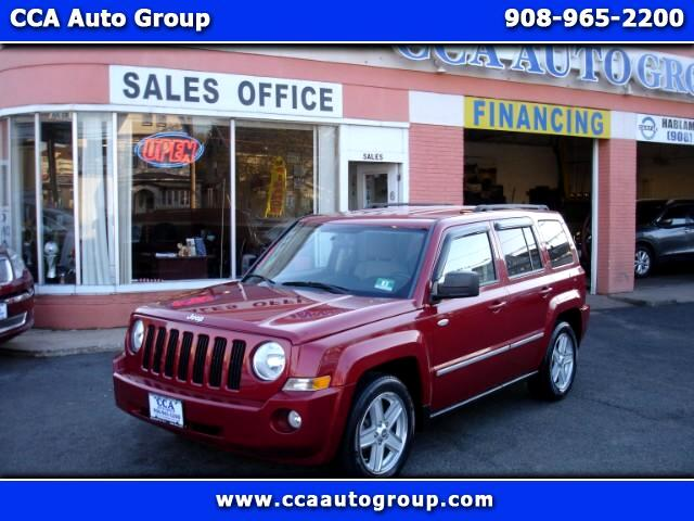 2010 Jeep Patriot LATTITUDE 4WD