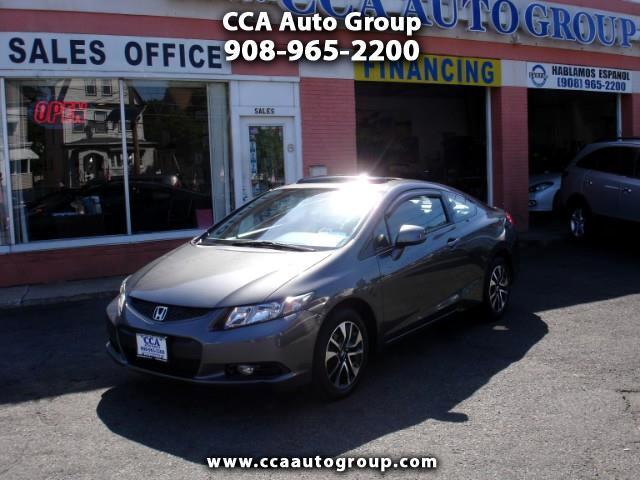 2013 Honda Civic EX-L COUPE