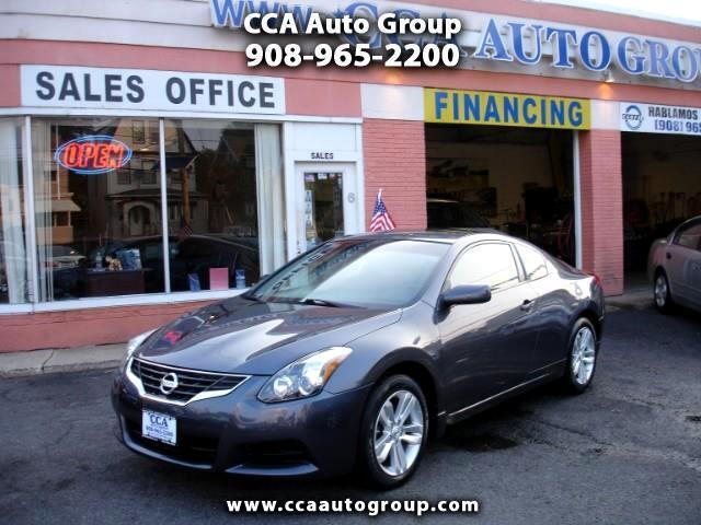 2013 Nissan Altima 2.5 S CVT Coupe