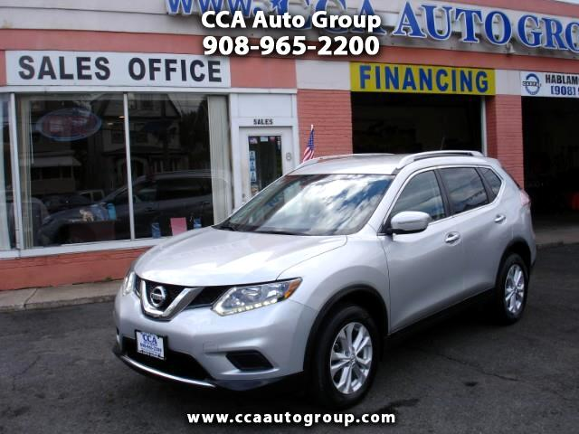 2015 Nissan Rogue SV AWD WITH LEATHER PACKAGE