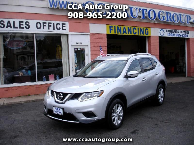 2016 Nissan Rogue SV AWD WITH NAVIGATION AND PREMIUM PACKAGE